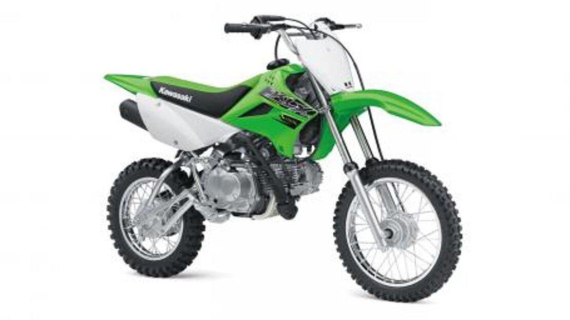 2019 Kawasaki KLX110L for sale 200608835