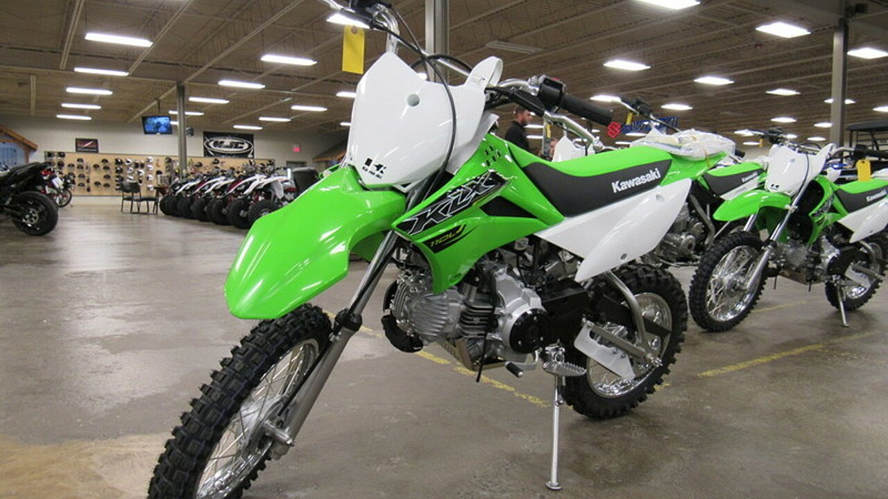 2019 Kawasaki KLX110L for sale 200611059