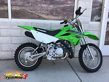 2019 Kawasaki KLX110L for sale 200616729