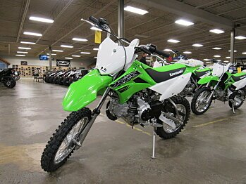 2019 Kawasaki KLX110L for sale 200617362