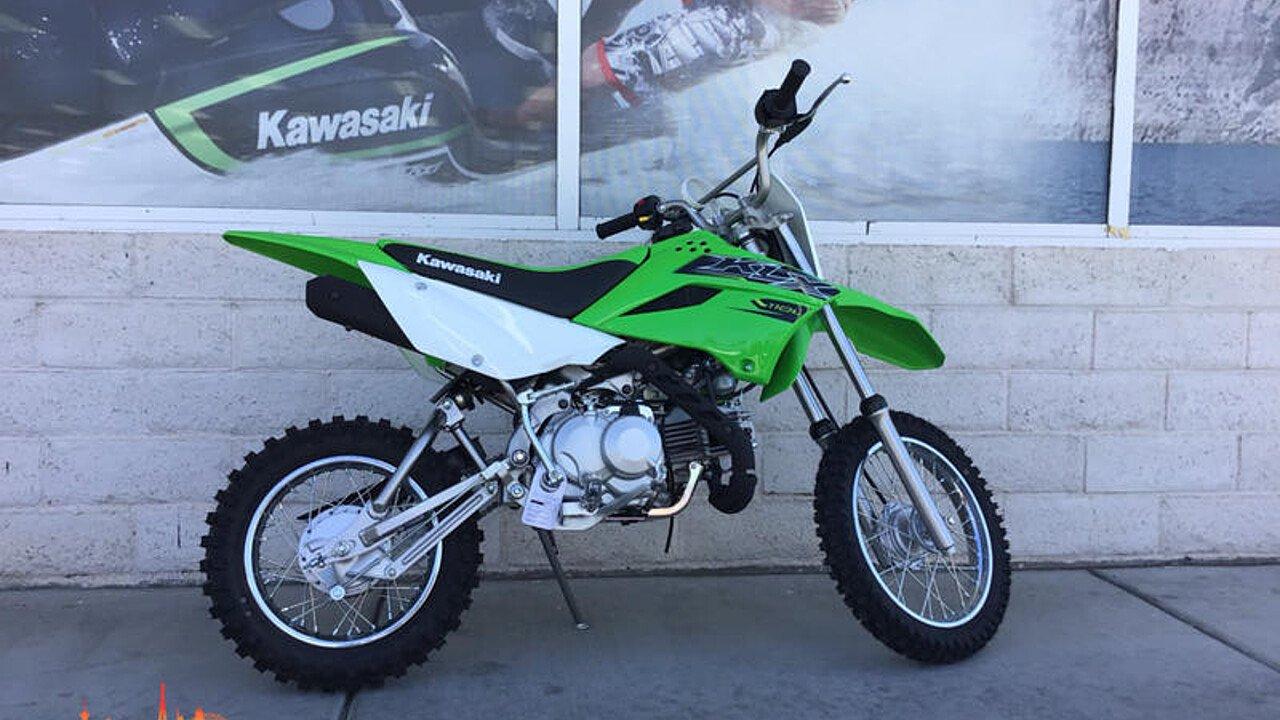 2019 Kawasaki KLX110L for sale 200628272