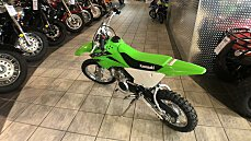 2019 Kawasaki KLX110L for sale 200614688