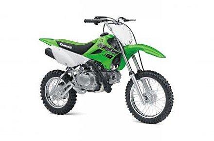 2019 Kawasaki KLX110L for sale 200630991