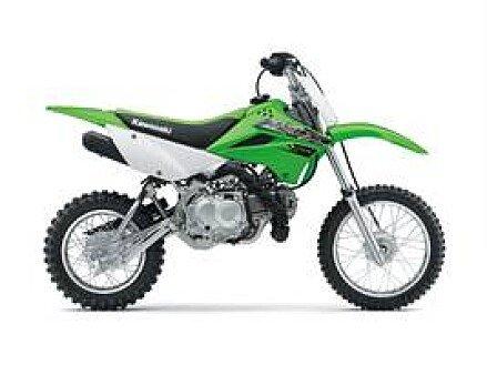 2019 Kawasaki KLX110L for sale 200649935