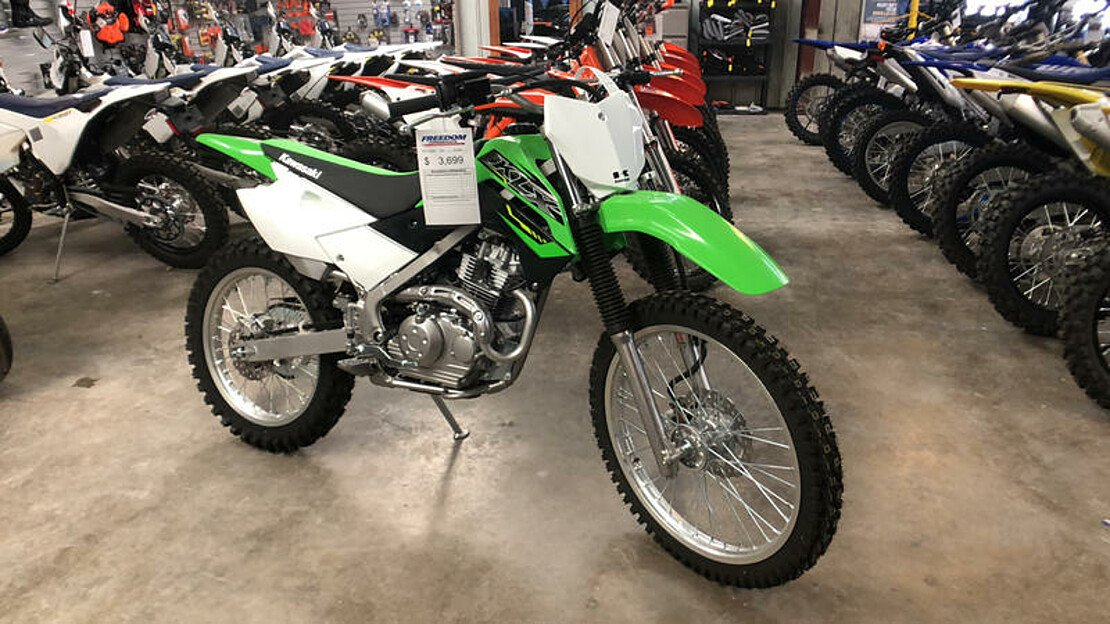 2019 Kawasaki KLX140G for sale 200597388