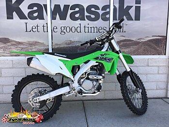 2019 Kawasaki KX250F for sale 200620781