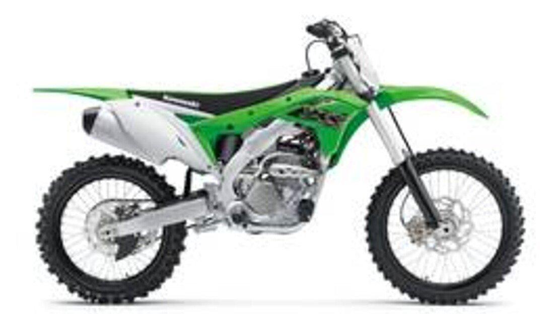 2019 Kawasaki KX250F for sale 200624162