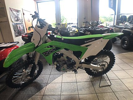 2019 Kawasaki KX250F for sale 200614689
