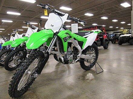 2019 Kawasaki KX250F for sale 200621962
