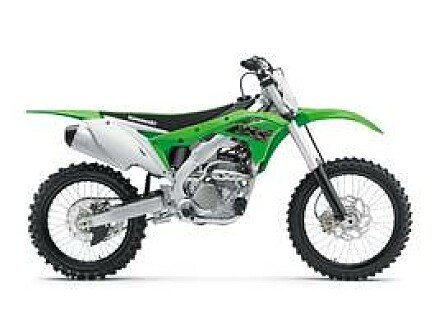 2019 Kawasaki KX250F for sale 200624163
