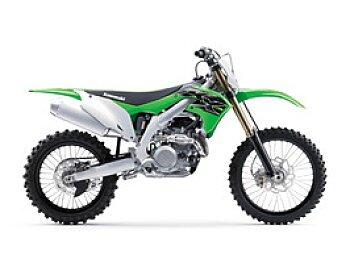 2019 Kawasaki KX450F for sale 200602534