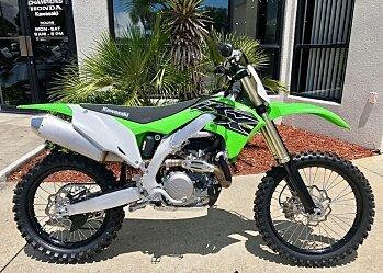 2019 Kawasaki KX450F for sale 200613314