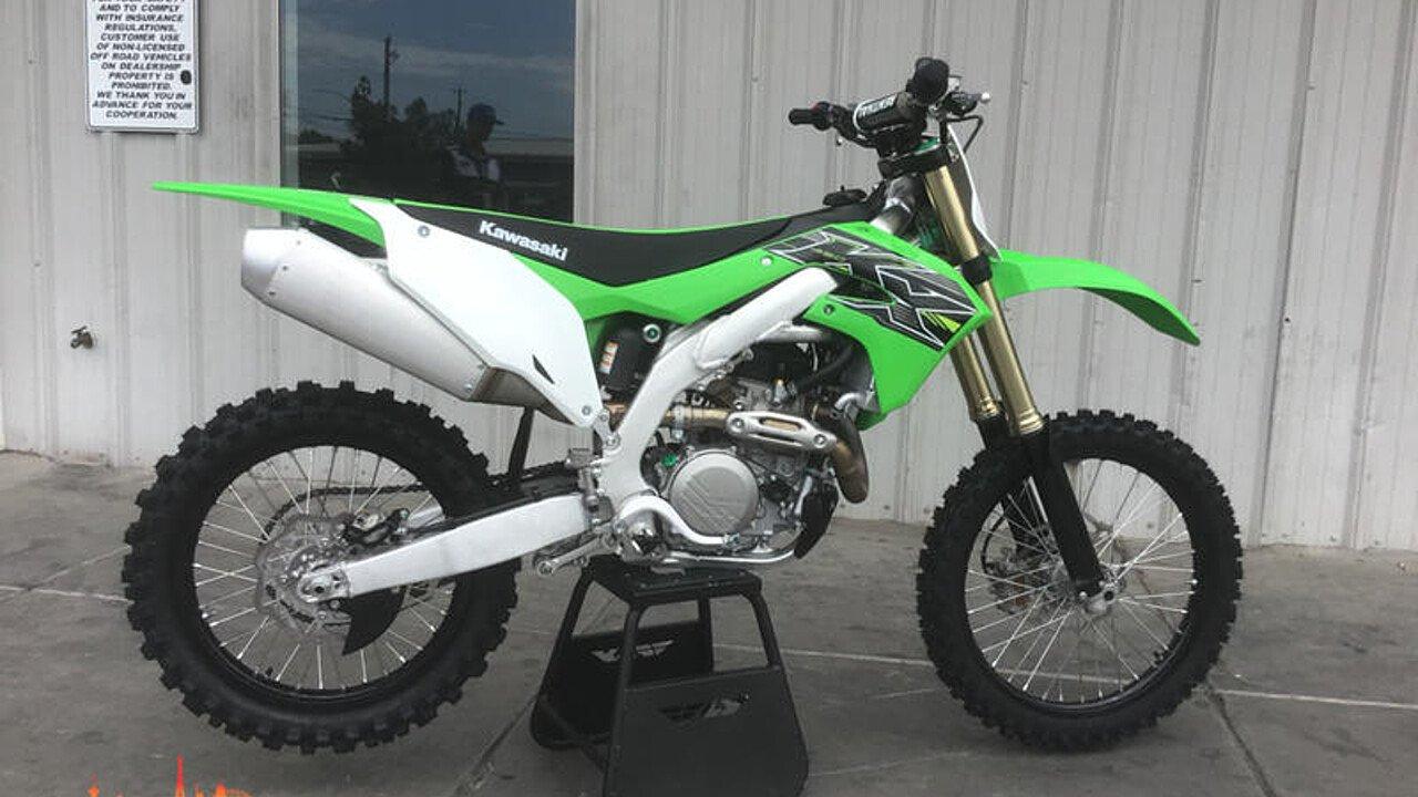 2019 Kawasaki KX450F for sale 200623208