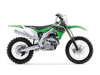 2019 Kawasaki KX450F for sale 200624510