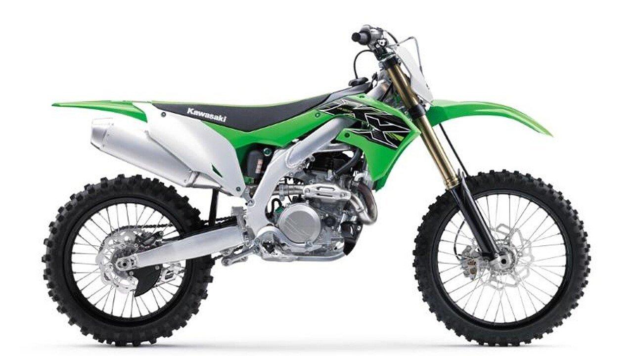 2019 Kawasaki KX450F for sale 200624512