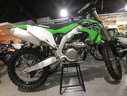 2019 Kawasaki KX450F for sale 200606214