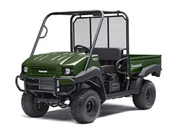 2019 Kawasaki Mule 4000 for sale 200590948
