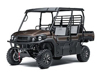 2019 Kawasaki Mule PRO-FXR for sale 200612766