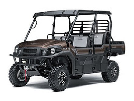 2019 Kawasaki Mule PRO-FXR for sale 200596925
