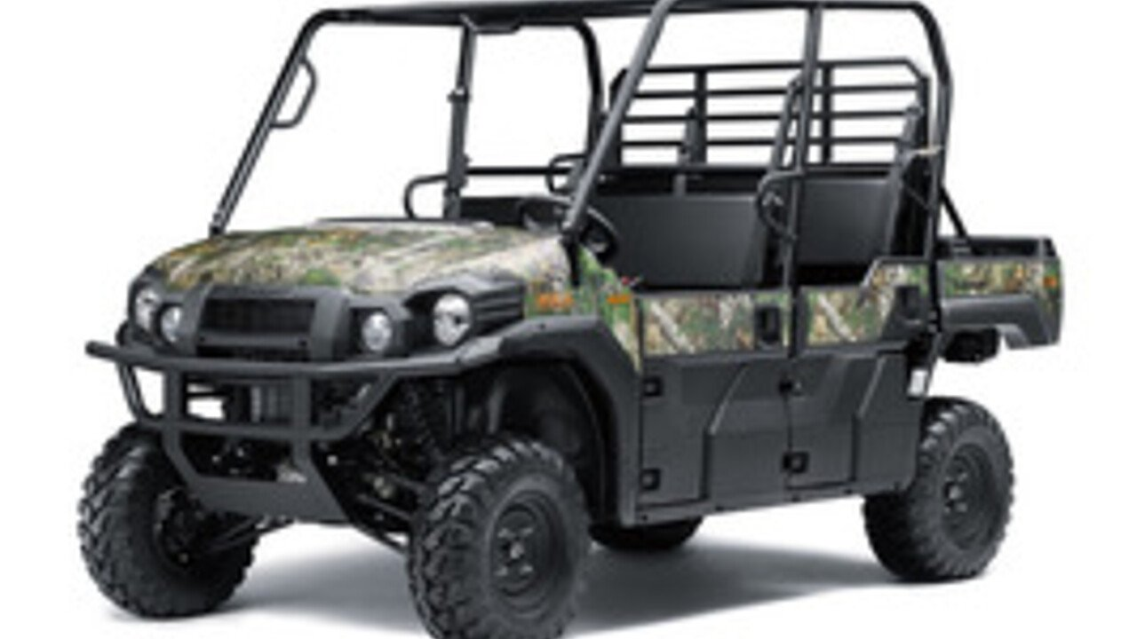 2019 Kawasaki Mule PRO-FXT for sale 200594077
