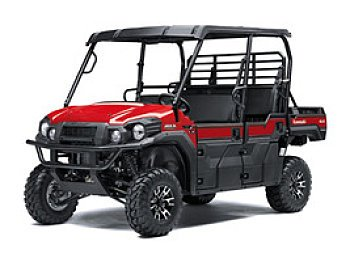 2019 Kawasaki Mule PRO-FXT for sale 200602496