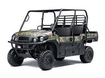 2019 Kawasaki Mule PRO-FXT for sale 200606734