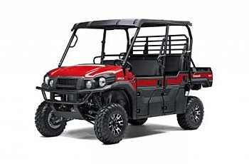 2019 Kawasaki Mule PRO-FXT for sale 200651109
