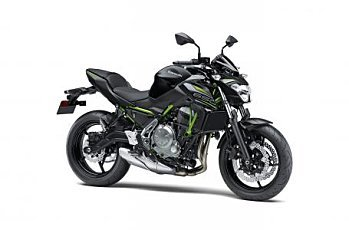 2019 Kawasaki Z650 ABS for sale 200670865