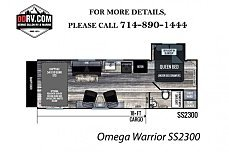 2019 Omega Warrior for sale 300147063