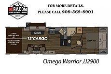 2019 Omega Warrior for sale 300147130