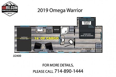2019 Omega Warrior for sale 300157929