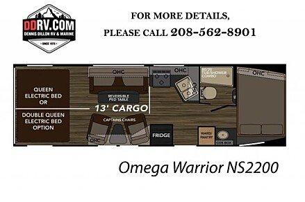 2019 Omega Warrior for sale 300160325