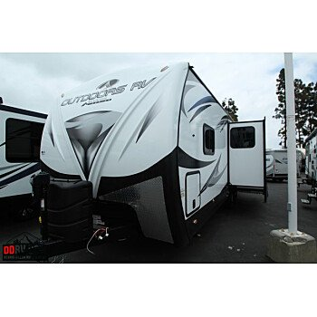 2019 Outdoors RV Black Stone for sale 300160288
