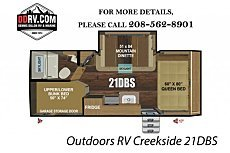 2019 Outdoors RV Creekside for sale 300159456