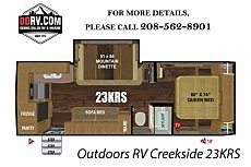 2019 Outdoors RV Creekside for sale 300161228