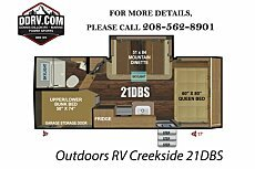 2019 Outdoors RV Creekside for sale 300164096