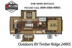 2019 Outdoors RV Timber Ridge for sale 300160195