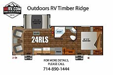 2019 Outdoors RV Timber Ridge for sale 300161896