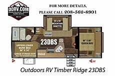 2019 Outdoors RV Timber Ridge for sale 300162258