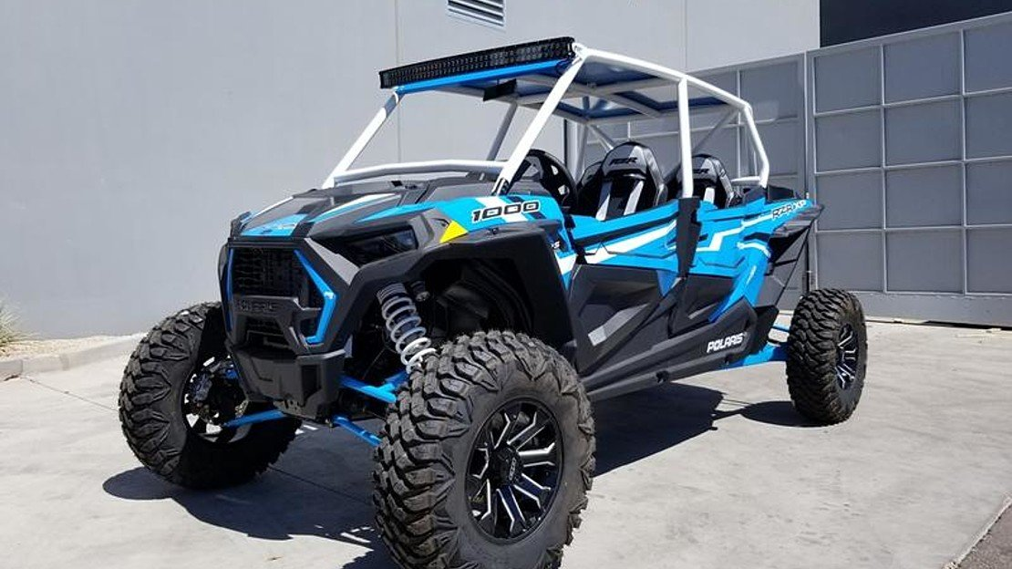 2019 Polaris RZR XP 4 1000 for sale 200621934