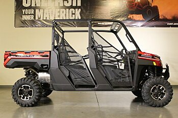 2019 Polaris Ranger Crew XP 1000 for sale 200579029