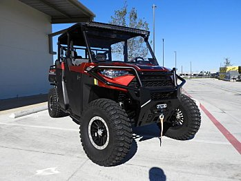 2019 Polaris Ranger Crew XP 1000 for sale 200580048