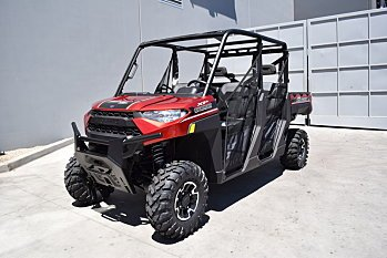 2019 Polaris Ranger Crew XP 1000 for sale 200581183