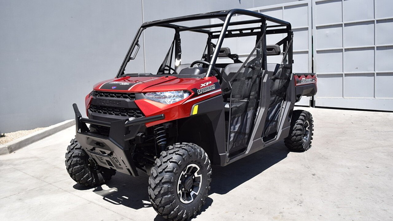 2019 Polaris Ranger Crew XP 1000 for sale 200581185