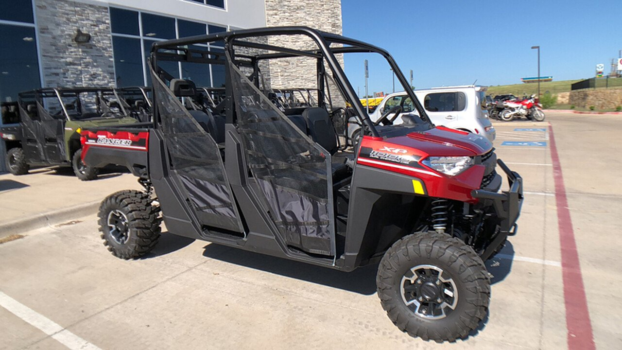 2019 Polaris Ranger Crew XP 1000 for sale 200581752