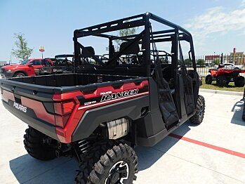 2019 Polaris Ranger Crew XP 1000 for sale 200582450