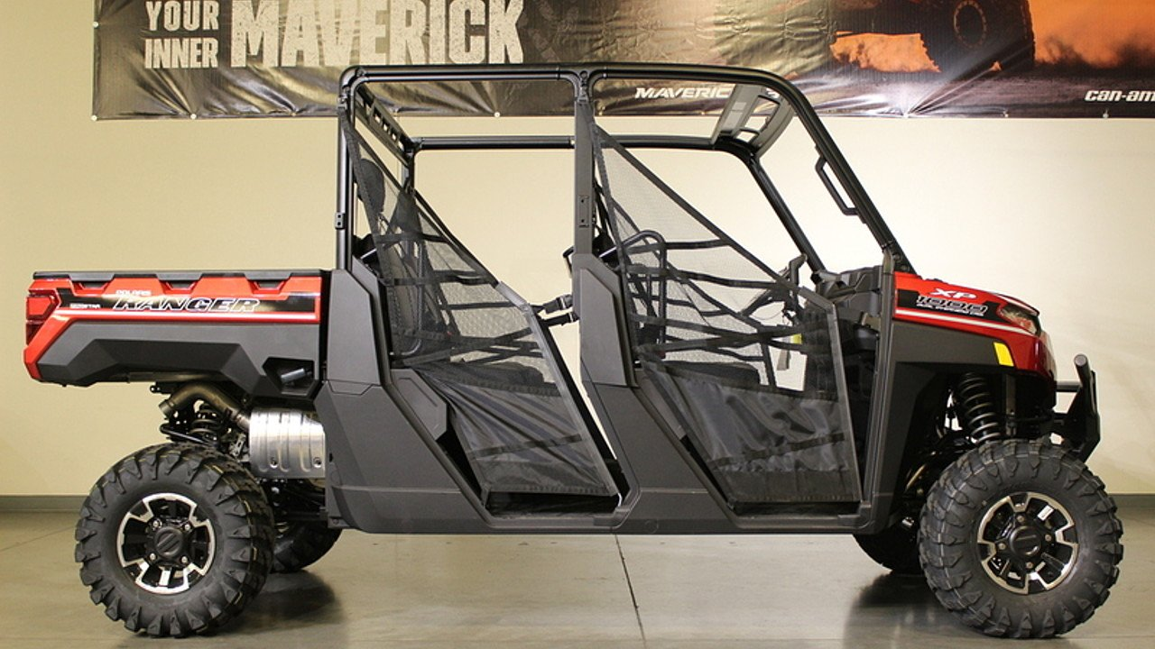 2019 Polaris Ranger Crew XP 1000 for sale 200585022
