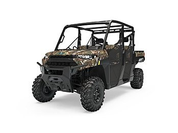 2019 Polaris Ranger Crew XP 1000 for sale 200585470