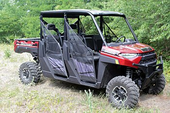 2019 Polaris Ranger Crew XP 1000 for sale 200594510