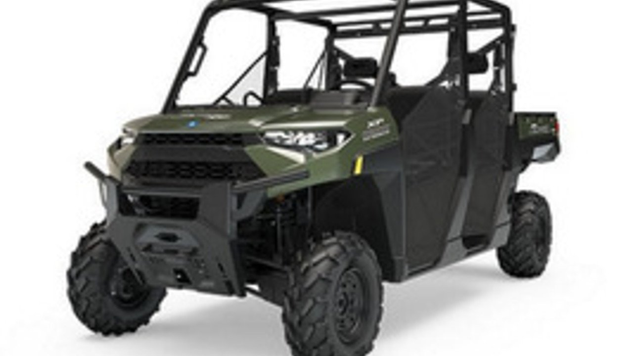 2019 Polaris Ranger Crew XP 1000 for sale 200598684